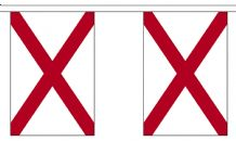 ALABAMA U.S. STATE BUNTING - 9 METRES 30 FLAGS